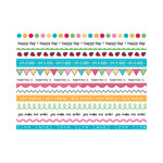SRM Press Inc. - Stickers - We've Got Your Border - Bright