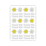SRM Press Inc. - Stickers - By the Dozen - Thank You