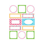 SRM Press Inc. - Stickers - Labels by the Dozen - Bright Blank