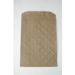 SRM Press Inc. - Embossed Kraft 5 x 7 Bags - Lattice