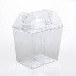 SRM Press - Container Small Take Out Box - Clear - 12 pack