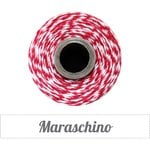The Twinery - Baker's Twine - Maraschino Red