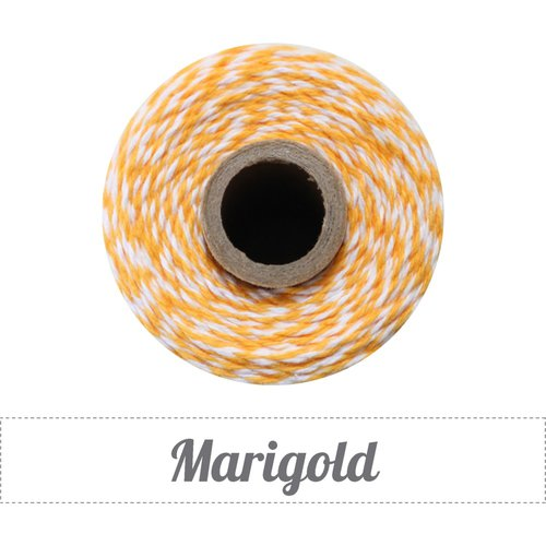 The Twinery - Bakers Twine - Marigold