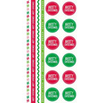 SRM Press Inc. - Take 2 Collection - Stickers - By the Dozen - Christmas