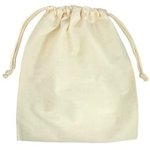 SRM Press Inc. - Muslin Bags - Medium