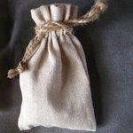 SRM Press - 3 x 5 Linen Bag