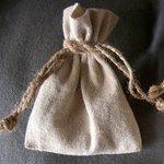SRM Press - 5 x 7 Linen Bag