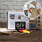 SRM Press Inc. - DIY Craft Kit - Halloween Kraft Treat Bags