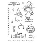 SRM Press - Jane's Doodles Stamp - Get Candy