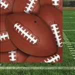 Scrappin Sports and More - Classic Sports Collection - 12 x 12 Double Sided Paper - Football