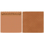 Scrappin Sports and More - Game Day Collection - 12 x 12 Double Sided Paper - Basketball