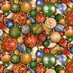 SugarTree - 12 x 12 Paper - Christmas Ornaments