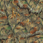 SugarTree - 12 x 12 Paper - Fall Camo