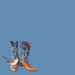 SugarTree - 12 x 12 Paper - HI Cotton Cowboy Boots