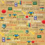 SugarTree - 12 x 12 Paper - 1st Grade