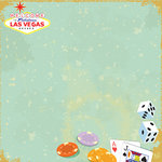 SugarTree - 12 x 12 Paper - Las Vegas