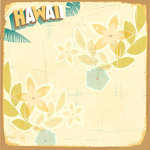 SugarTree - 12 x 12 Paper - Retro Hawaiian