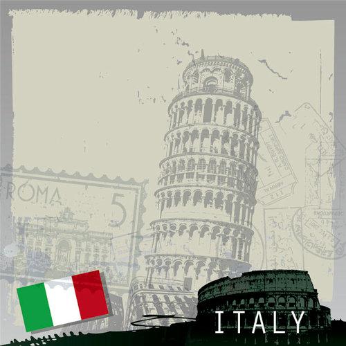 SugarTree - 12 x 12 Paper - Italy II