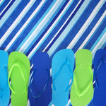 SugarTree - 12 x 12 Paper - Flip Flops