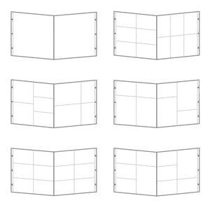Scrapworks Scrap Smart Page Protectors - 12 x 12 Multipack