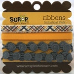 Scrap Within Reach - Industrial Collection - Ribbons and Trims, CLEARANCE