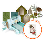 Sizzix - Big Shot Machine - Winter Window Die Kit (Scrapbook.com Exclusive)
