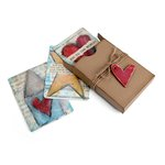 Sizzix - Homegrown and Handmade Collection - Hope Notes Box and Card Kit