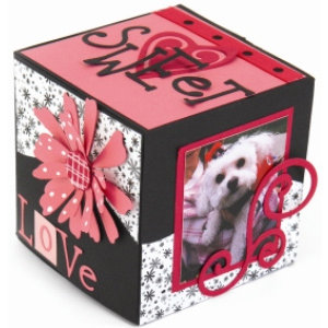 Sizzix - Bigz Die - Extra Long Die Cutting Template - Box