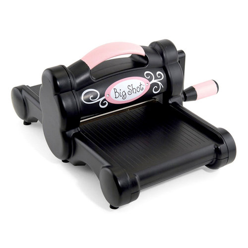 Sizzix - Big Shot Machine - Black