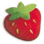Sizzix - Sizzlits Die - Die Cutting Template - Small - Strawberry