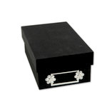 Sizzix - Originals Accessory - Small Storage Box - Black, CLEARANCE