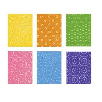 Sizzix - Texturz - Texture Plates - Kit 8