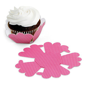 Sizzix - Bigz Die Extra Long - Die Cutting Template - Cupcake Holder, Celebration1