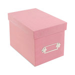 Sizzix - Originals Accessory - Large Storage Box - Pink