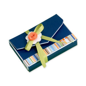 Sizzix - ScoreBoards XL Die - Business Card Box