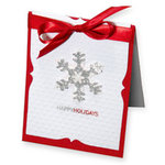 Sizzix - Bigz Die - Christmas Collection - Extra Long Die Cutting Template - Card - Ornate, CLEARANCE