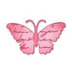Sizzix - Sizzlits Die - Small - Butterfly 12