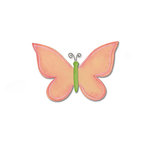 Sizzix - Bigz Die - Die Cutting Template - Butterfly, CLEARANCE
