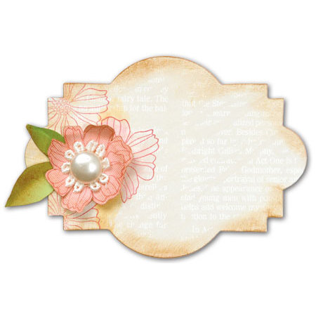 Sizzix - Bigz Die - Frame Back, Ornate Number 3