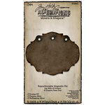 Sizzix - Tim Holtz - Alterations Collection - Movers and Shapers Die - 3 Punches 1/4""