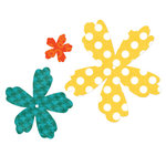 Sizzix - Bigz Die - Quilting - Flower Layers 4