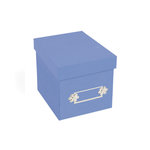 Sizzix - Accessory - Large Storage Box - Periwinkle