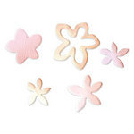 Sizzix - Originals Die - Jewelry - Die Cutting Template - Medium - Flowers 4