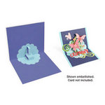 Sizzix - Party Essentials Collection - Bigz Die - 3-D Pop Up - Card, Scallop Circle