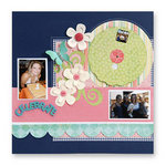 Sizzix - Party Essentials Collection - Bigz XL Die - Photo Wheel