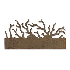 Sizzix - Tim Holtz - Alterations Collection - On the Edge Die - Twigs