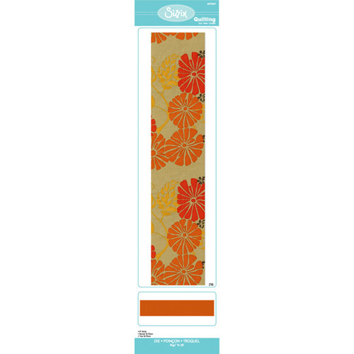 Sizzix - Quilting by Design - Bigz XL Die - Die Cutting Template - 5 Inch Strip