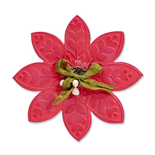 Sizzix - Bigz Die and Embossing Folder - Flower 2