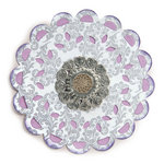 Sizzix - It's a Wrap Collection - Bigz Die - Doily, Lace Medallion