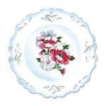 Sizzix - Vintage Valentine Collection - Bigz Die - Frame, Doily